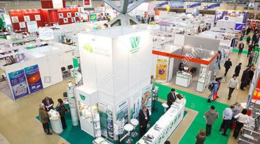 Tiantai Biolife Plastic принимает участие в выставке в 2018 году