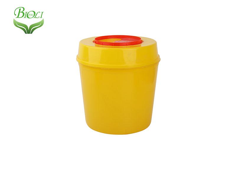 Круглый острый контейнер 50 литров / футляр
