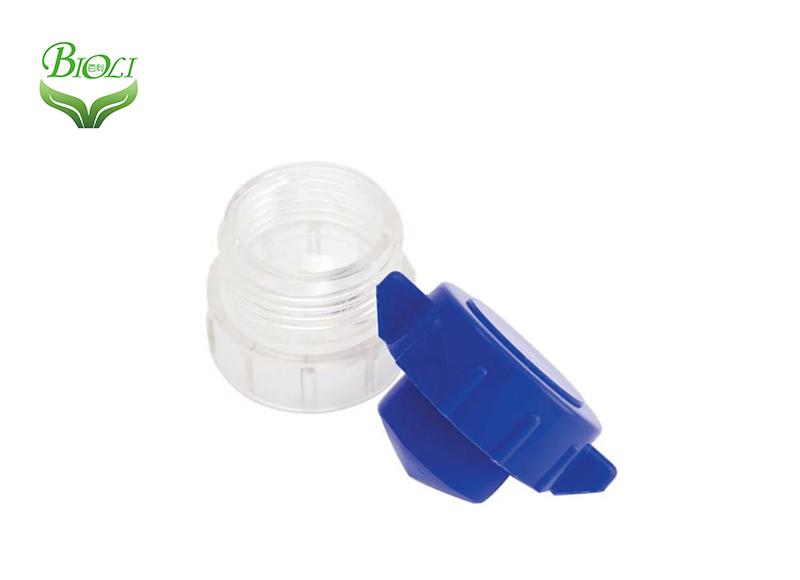 Медицинская дробилка таблеток для личной гигиены, дробилка круглых таблеток с контейнером