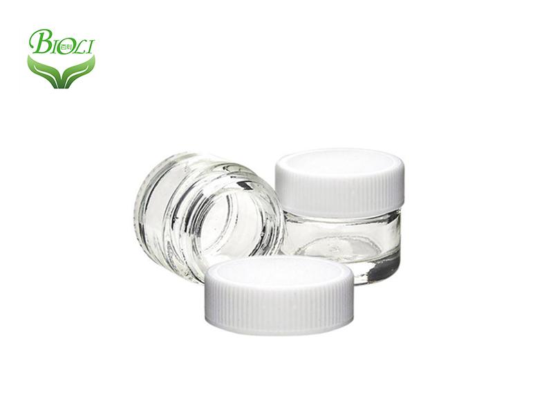 Glass Jar &Tube