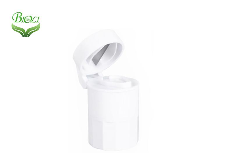 Пластиковая медицинская таблеточная дробилка для таблеток с ящиком для хранения таблеток