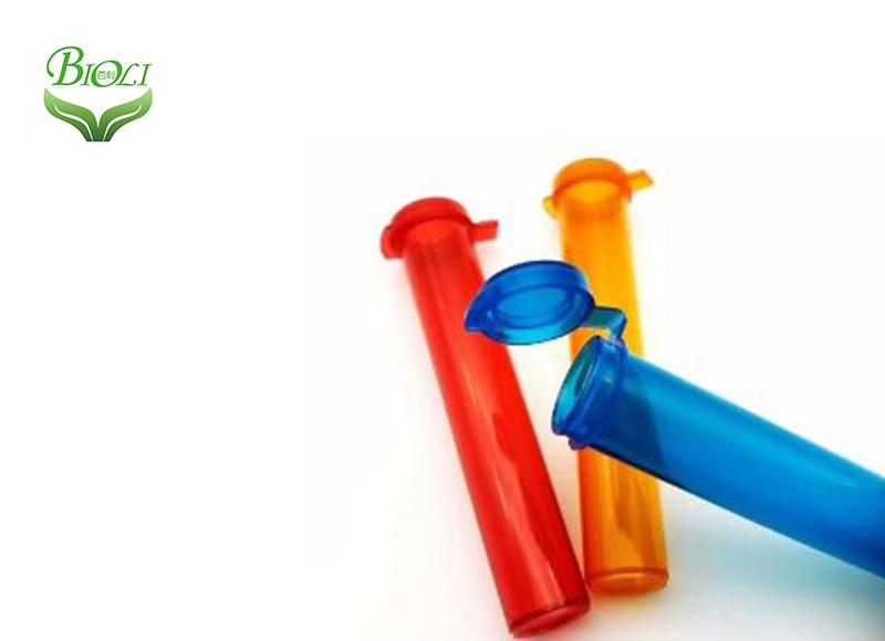 Цветные пластиковые тупые трубки, соединительные трубки